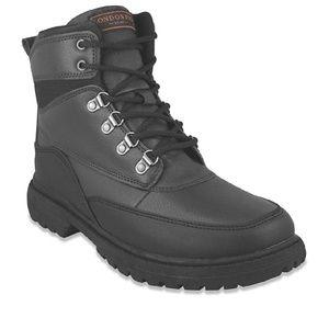 London Fog waterproof men's Camden boot size 10